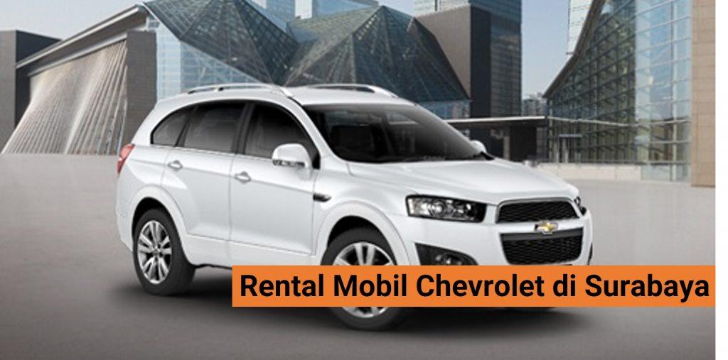 Rental Chevrolet di Surabaya