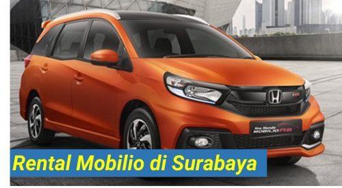 Rental Mobilio di Surabaya