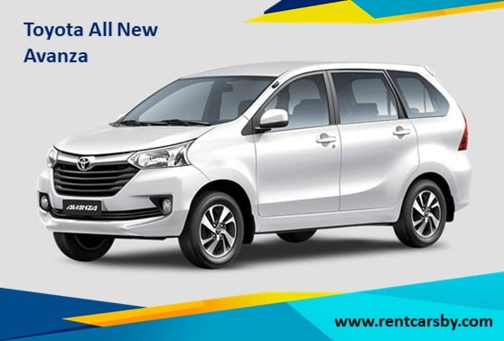 rental all new avanza surabaya