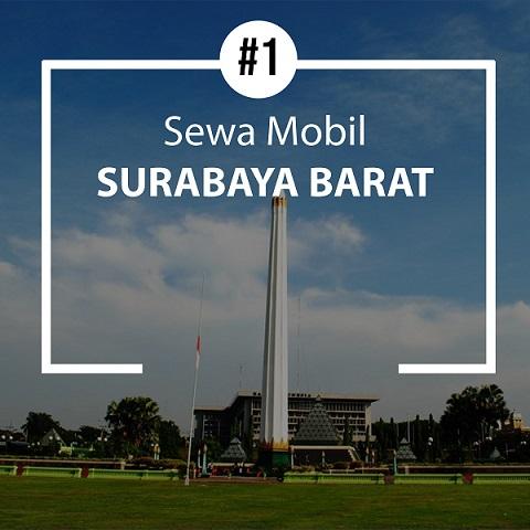 Sewa Mobil Surabaya Barat