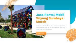 rental mobil Wiyung Surabaya